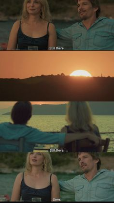 Before Sunset Movie, Before Sunrise Trilogy, Sunset Movies, Before Trilogy, Sad Movies, Movie Tv, Midnight Quotes, Best Movie Lines, Old Fashioned Love