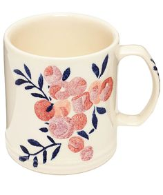 """Flowers of Liberty Wiltshire Liberty Print Mug"""