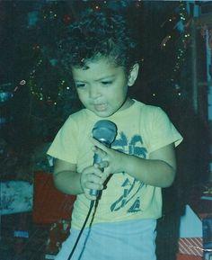 Bruno Mars, c. 1989
