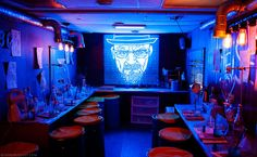 A #BreakingBad Pop-Up Bar Is A Beautiful, Real Thing That Exists  #London #WalterWhite #JessePinkman #travel #events
