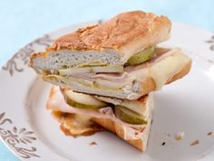 brie and smoked turkey panini this sandwich sounds light and yummy i ...