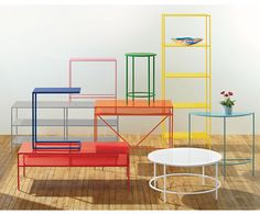 Slim Cocktail Tables in Colors - Cocktail Tables - Living - Room & Board