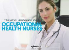 what is an occupational health nurse - Google Search Nursing Career, Nursing Tips, Safety Meeting, New Nurse, Health Programs, Drug Test, I Need To Know, Injury Prevention