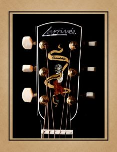 Larrivée Guitars - Inlay Artwork Guitar Inlay, Guitars, Chandelier, Ceiling Lights, Artwork, Home Decor, Candelabra, Work Of Art, Decoration Home