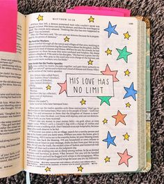 The book of Matthew speaking the truth! His love seriously has NO LIMIT! Bible Notes, My Bible, Bible Art, Bible Drawing, Bible Doodling, Bible Study Journal, Scripture Study, Bible Journaling For Beginners, Bible Verses Quotes