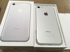 ELADÓ 2 hetes Silver 128GB Apple iPhone 7 gyárilag kártyafüggetlen, iStyle-os vásárlás. A készüléknek minden eredeti tartozéka és a doboza is meg van, még több mint 11hónap hivatalos Apple garancia érvényes rá.