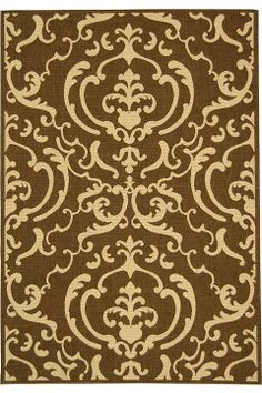Claire Outdoor Area Rug - Outdoor Rugs - Machine-made Rugs - Rugs | HomeDecorators.com