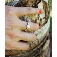 Mimo! Anel em prata 960. #handmade #franbagatini #jewelry