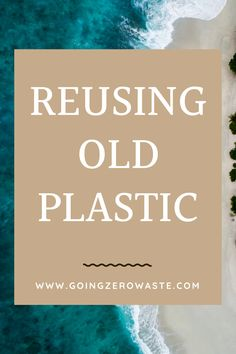 Throwing all of your old plastic away and getting all brand new eco-friendly items would be contrary to the zero waste lifestyle, but what do you do with all your left over plastic items? We've currated a list of ways to reuse them! Repurpose, Reuse, Homemade Bathroom Cleaner, Essential Oil Cleaner, Plastic Alternatives, Natural Furniture, Plastic Items, Minimal Decor, Green Cleaning