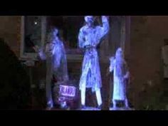 Handmade Haunted Mansion props - YouTube