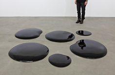 Ai Weiwei, Oil Spills (2006).