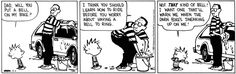 Calvin and Hobbes Comic Strip, September 04, 2013 on GoComics.com