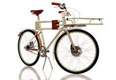 Bicyclette électrique Faraday Porteur / Faraday   Design d'objet
