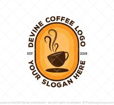 Logo for for any coffee/tea brand and brand logo of a cafe. #logodesigner #startups #logomaker #business #creativedesigns #branding #logoart #logo