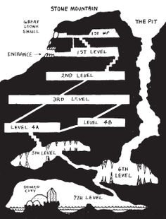 The Lands of Ara: From White Plume Mountain To Stonehell
