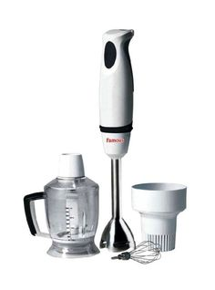 FAMOUS HAND BLENDER WITH ATTACHMENT (IMPORTED) (WHITE & BLACK ) Rs. 1715.00 @ArtistryC.in: Online Multi- Brands Retail Shop: Best Buy: Best Value Deals in Jewellery, Electronic Gadgets, Clothing, Accessories, Bath & Body Products, Footwears, Home & Office Living, Corporate Gifting, Loyalty Programs, and Personalize Products Offering