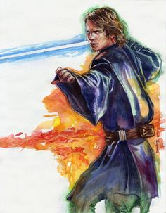 Anakin Skywalker by DavidRabbitte on DeviantArt