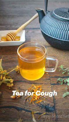 Herb Recipes, Real Food Recipes, Healthy Recipes, Detox Recipes, Easy Recipes, Home Remedies, Natural Remedies, Health Remedies, Tea For Cough