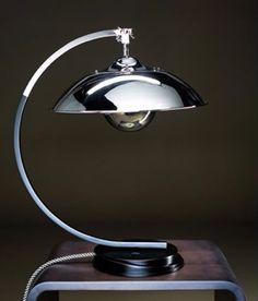 Design Lover: Mariano Fortuny Desk Lamp
