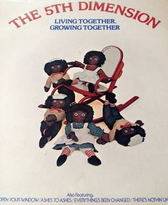 The 5th Dimension Living Together Growing by ThisVinylLife