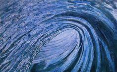 Cobalt 168cm x 102cm painting on canvas