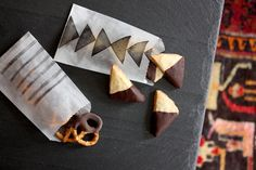 For the Makers: DIY Treat Bags - Articles & Advice | mywedding.com