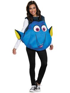 Check out Finding Dory Adult Dory Costume - Wholesale TV and Movie Costumes for…