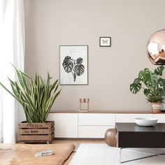 Give a relaxed aura to your home decor with the sand color - living - Murs Beiges, Living Room Decor, Living Spaces, Minimalist Room, Wall Colors, Colorful Interiors, House Design, Interior Design, Home Decor