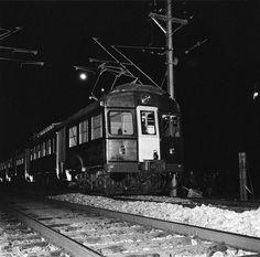 Comboio, Portugal    Fotógrafo: Estúdio Horácio Novais.  Fotografia sem data. Produzida durante a actividade do Estúdio Horácio Novais, 1930-1980.