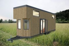FAMILY - 9.6 METRE TINY HOUSE PLANS