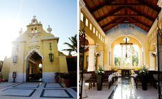 THE place... Chapel Nuestra Señora de Las Nieves, at the Grand Palladium Resort Complex in the Mayan Riviera