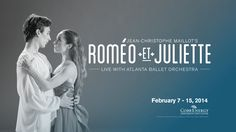 Jean Christophe Maillot's Roméo et Juliette comes to Atlanta!