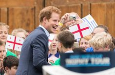 Prince Harry Photos - Prince Harry Launches the Rugby World Cup Trophy Tour - Zimbio