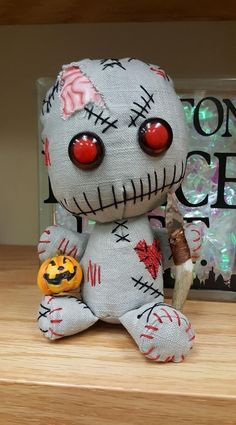 Zombie Dolls, Scary Dolls, Ugly Dolls, Monster Dolls, Sock Monster, Sock Crafts, Gothic Dolls, Soft Dolls, Felt Toys