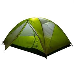 Big Agnes Tumble MtnGlo Three Person Backpacking Tent  One of the Big Agnes mtnGLO camping tent collection, brighten up your camp with the Tumble 3 mtnGLO backpacking tent. Illuminated with patent-pending Tent Lighting Technology featuring LED lights buil