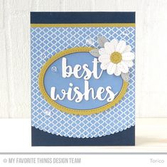 Moroccan Lattice Background, Cause for Celebration Die-namics, Stitched Oval Scallop Edge Frames Die-namics, Stitched Flowers Die-namics, Stitched Scallop Basic Edges Die-namics - Torico  #mftstamps