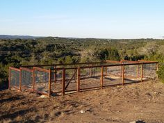 Cattle Fence Outdoor Farm Safety Ideas — Very Great Interior Idea Livestock Fence Panels, Cattle Panel Fence, Cattle Panels, Deck Railing Design, Fence Design, Pig Fence, Fence Panels For Sale, Dog Kennel Designs, Parts Of The Earth