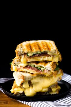 Gouda Grilled Cheese | Community Post: 14 Next-Level Grilled Cheese Sandwiches That Are Better Than A Boyfriend