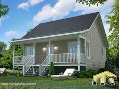 Mini du Fjord est un modèle de mini-maison préfabriqué créé pour les adeptes des mini-maisons. Ce modèle a tout d'une maison classique. Apprenez en plus. One Story Homes, Fjord, Shed, Outdoor Structures, Outdoor Decor, St Jacques, Plans, Centre, Home Decor