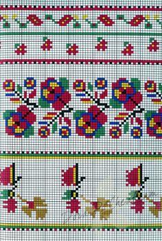 Gallery.ru / Фото #115 - Kereszteszemes Himzesmintak - Dora2012