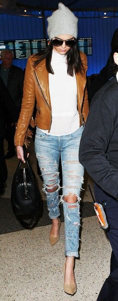 How to Recreate Kendall Jenner's Street Style on a Budget