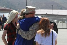 41 Troops Who Just Returned Home