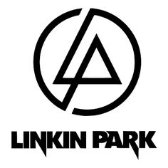 If I were to ever get a band tattoo it would be for Linkin Park Linkin Park Logo, Mike Shinoda, Liking Park, Linkin Park Wallpaper, Rock Band Logos, Linkin Park Chester, Famous Logos, Band Tattoo, Music Logo