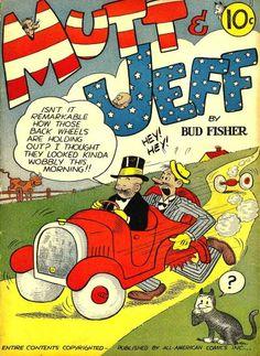 Mutt & Jeff #1