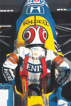 Nelson Piquet - Williams Honda