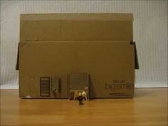 The Imaginary Box- Stop Motion - YouTube
