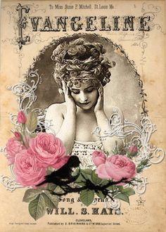 Vintage printable                                                                                                                                                     Más