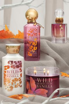 Vanilla for you. Vanilla for your home. #wildmadagascarvanilla