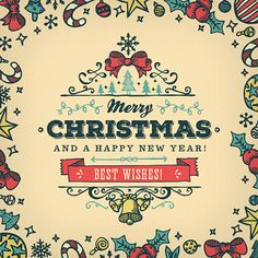 タイトル『Hand Drawn Christmas Wishes…