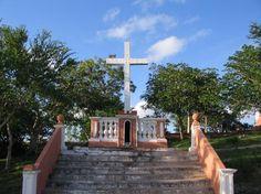 Holguin Cuba, (Loma de la cruz)